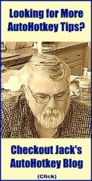 Jack's AutoHotkey Blog