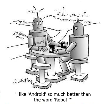 androidcartoon