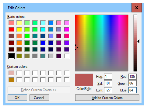 Pick Colors Directly from Your Windows Display with AutoHotkey